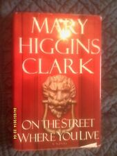 Mary Higgins Clark - On the Street Where You Live (2001) - Hard Cover