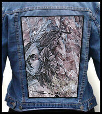 ABLAZE MY SORROW - If Emotions Still Burn  --- Huge Jacket Back Patch Backpatch