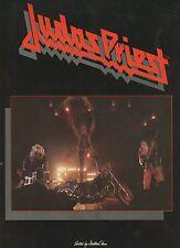 Judas Priest songbook JUDAS PRIEST '82 w/pix, interview GUITAR TAB 104 pp.