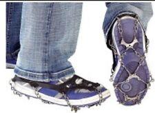SCHUHKETTEN alle Schuhe SCHUH GLEITSCHUTZ SCHNEE SPIKES