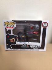 In-Hand New Funko POP! Movies Jurassic World Indoraptor Vinyl Figure