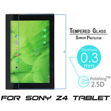 Premium Tempered Glass Screen Protector Film Cover For Sony Xperia Z4 Tablet