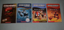 BOOKS Bionicle chapters LOT OF 4