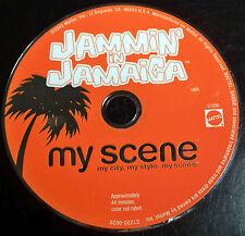 Jammin' in Jamaica: My Scene, My City, My Style (DVD, 2003 Mattel) Barbie