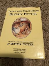 Treasured Tales From Beatrix Potter. The Original And Authorized Editions book