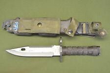 Genuine Military USA Phrobis III 3 M9 Buck Knife Sheath Bianchi Holster (P1)