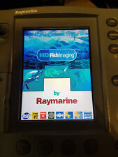 GPS Raymarine L770 Plus Color Hd Pantalla Fishfinder