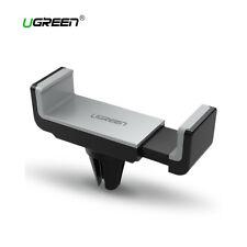 Soporte movil rejilla coche Ugreen giro 360 grados negro gris hasta 6 pulgadas
