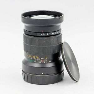 Mamiya 7 150mm f/4.5 N L Telephoto Prime Lens FOR PARTS OR REPAIR