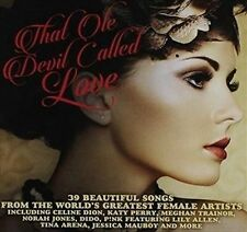 That Ole Devil Called Love / Various Artists Compilation / 2 CD DISC SET NEW