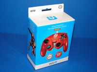 SAMUS - Nintendo Wii U / Wii  Wired Fight Pad Controller  ***BRAND NEW***