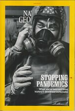 National Geographic August 2020 Stopping Pandemics  (Magazine: Geography, Histor