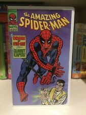 THE AMAZING SPIDER-MAN - VHS