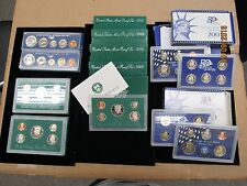 PROOF SETS 1966-2001 US MINT (8320-PROOF-TS)
