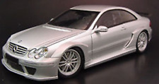 Mercedes CLK DTM AMG Coupe Silver 08461S 1/18 Kyosho