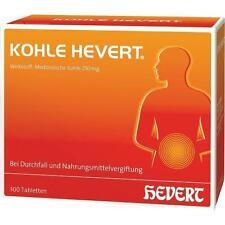 KOHLE Hevert Tabletten 300 St
