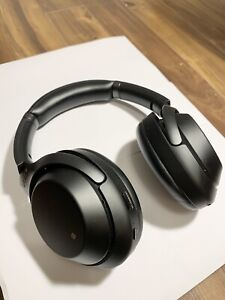 Sony WH-1000XM3 Wireless Noise Cancelling Headphones Black