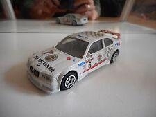 """Bburago burago BMW M3 """"Warsteiner"""" in White on 1:43"""
