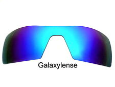 Oakley Replacement Lenses For Oil Rig Sunglasses Blue Polarized By Galaxylense