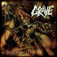 "GRAVE ""DOMINION VIII"" CD DEATH METAL NEUWARE"