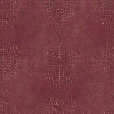G67511 - Natural FX Gold & Red Animal Skin effect Galerie Wallpaper