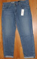 AG ADRIANO GOLDSCHMIED THE STILT ROLL-UP CIGARETTE JEANS SZ 32