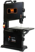 WEN 9 in. 2.8 Amp Motor Benchtop Band Saw Cuts 3-5/8 in. deep and 9 in wide 3960