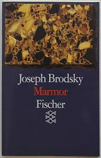 Joseph Brodsky – Marmor
