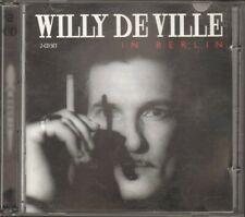 WILLY DeVILLE in BERLIN 28 track 2 CD Acoustic Trio LIVE Willy De Ville