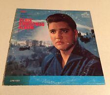 """👋 L👀K🕺🏻: '58 RCA Victor Elvis Presley""""Elvis' Christmas Album""""Vinyl LPM-1951"""