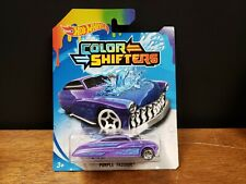 NEW Hot Wheels Color Shifters PURPLE PASSION HOT ROD