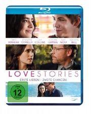LOVE STORIES-ERSTE LIEBEN,ZWEITE CHANCEN (CHRISTOPHER CONNELLY/+)  BLU-RAY NEU