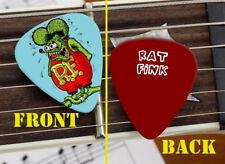Rat Fink Set of 3 premium Promo Guitar Pick Pic