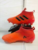 Adidas Ace 17+ Purecontrol Soccer Firm Ground Cleats Size 5