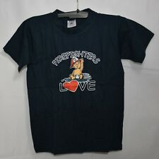 B&C Kinder T-Shirt Kurzarm Hemd Rundhals Print Tee Shirt 7-8 Jahre Gr. 122 - 128