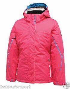 Dare2b Parody Kids Girls Youth Waterproof Breathable Ski Jacket Winter Rain Snow