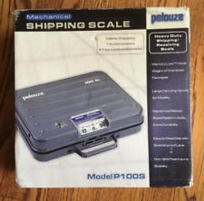 Pelouze P100S Mechanical Postal Shipping Scale 100 lb. Capacity New, Open Box