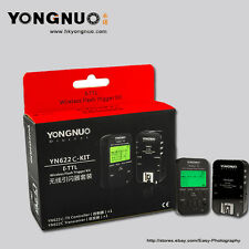 Yongnuo YN-622C TX+ Wireless flash trigger Single one YN-622C for Canon Cameras
