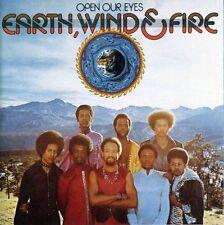 Earth, Wind & Fire, Earth Wind & Fire - Open Our Eyes [New CD] Bonus Track, Rmst