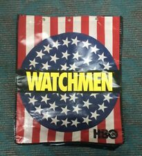 2019 Hbo Sdcc Promo Watchmen Alan Moore Swag Bag New Comic Con