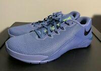 NEW Nike Metcon 5 Cross Training Shoes Blue Ocean Fog AQ1189 434 Men's Size 10