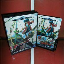 Hook EU EU Cover with Box and Manual Sega Megadrive Genesis MD
