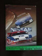 Nissan Motor Sports Racing Media Kit -  Nissan 300 ZX Turbo - Photos