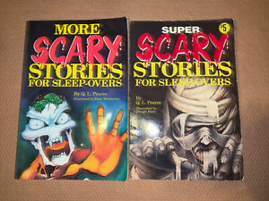 More & Super Stories For Sleep-overs by Q.L. Pearce 1995 Paperback Books