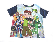 Boys T-Shirt Ben 10 2-8 Years