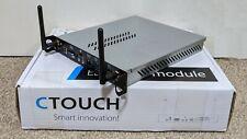 CTOUCH Easy Air i7 PC Module (JAE 80-Pin OPS, Intel i7-5550U, 8GB RAM, 120GB SSD