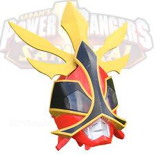 2012 Power Rangers: SUPER SAMURAI  Red SHOGUN HELMET