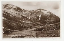 In Glen Beag Near The Elbow Perthshire Vintage RP Postcard 835b
