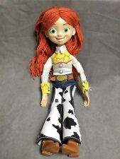Disney Pixar Toy Story  COWGIRL JESSIE Doll Signature Collection Thinkway Toys