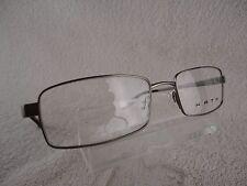 Kata Timber 1 / K195 in Silver Titanium 54X18 135mm Frames Eyeglass Eyewear